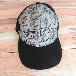 Other - KTM motocross racing fitted baseball hat cap